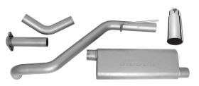 Gibson® Performance 17404 Cat-Back Single Exhaust System Fits Grand Cherokee