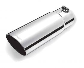 Gibson® Performance 500360 Polished Stainless Steel Exhaust Tip