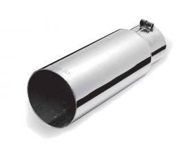 Gibson® Performance 500373 Polished Stainless Steel Exhaust Tip