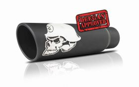 Gibson® Performance 61-1036 Metal Mulisha Exhaust Tip