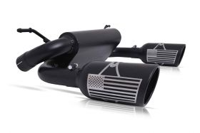 Gibson® Performance 70-0002 Patriot Series Cat-Back Dual Split Exhaust System