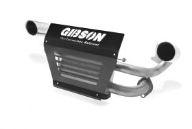 Gibson® Performance 98021 Polaris UTV Dual Exhaust